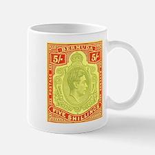 Bermuda KGVI 5s Mug