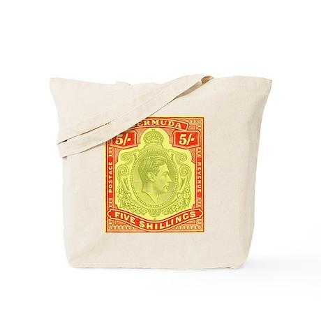 Bermuda KGVI 5s Tote Bag