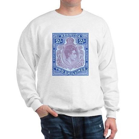 Bermuda KGVI 2s Sweatshirt