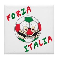 Forza Italia Tile Coaster