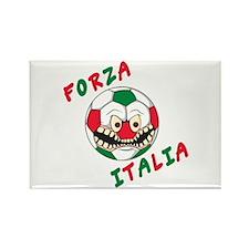 Forza Italia Rectangle Magnet
