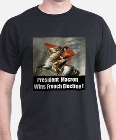 President Macron Wins French Election T-Shirt
