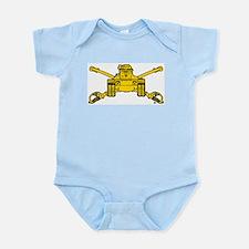 Cute Armor Infant Bodysuit