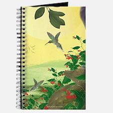 Summer Hummingbird Journal
