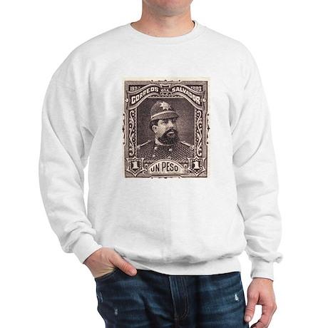 El Salvador Police 1p Sweatshirt