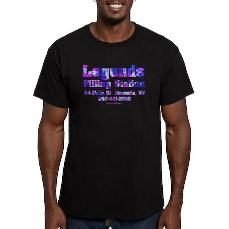 Legends Men's Fitted T-Shirt (dark)