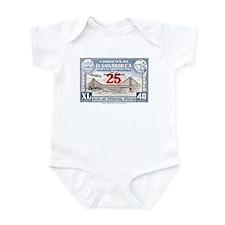 El Salvador Expo 25c Infant Bodysuit