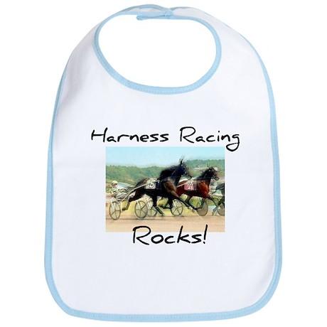 Harness Racing Rocks Bib