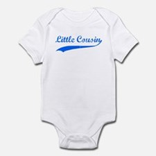 Little Cousin Infant Bodysuit
