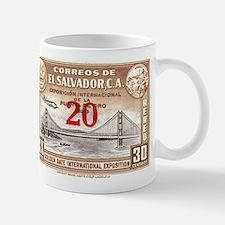 El Salvador Expo 20c Mug