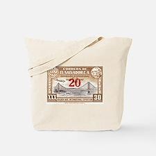 El Salvador Expo 20c Tote Bag
