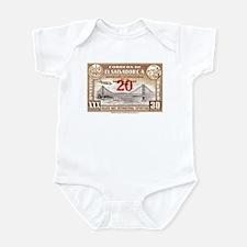 El Salvador Expo 20c Infant Bodysuit