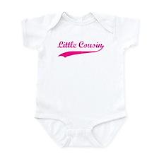 Little Cousin Infant Bodysuit