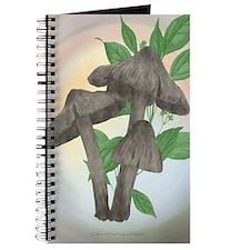 Autumn Mushrooms Journal