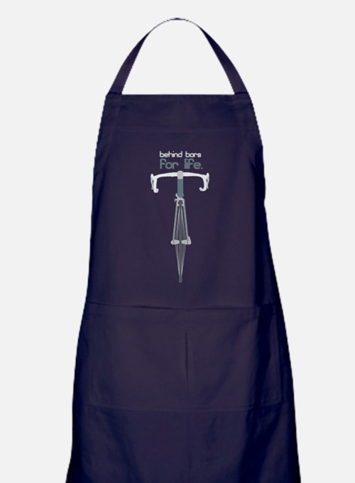 Behind Bars For Life - Roadie Apron (dark)