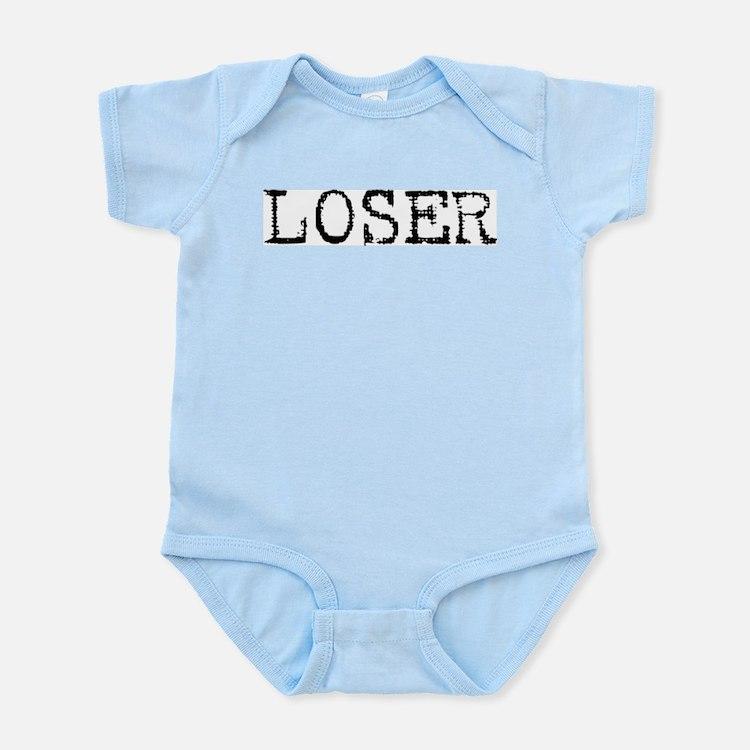 LOSER (Type) Infant Creeper