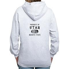Utah Zip Hoodie