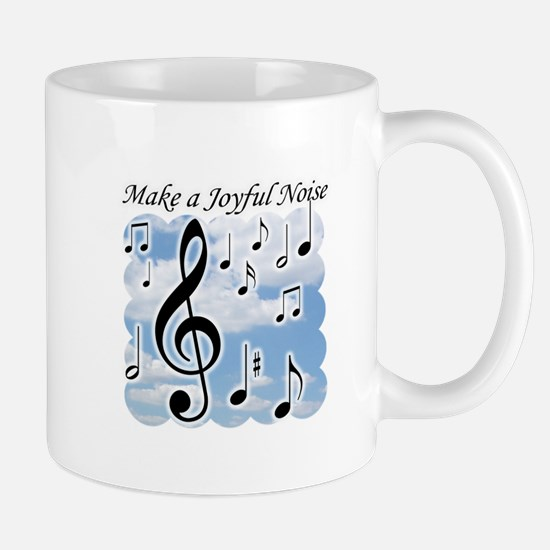 Make a joyfu Noise Mug