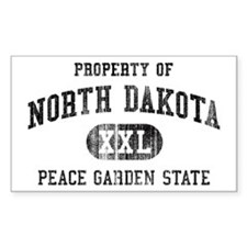 North Dakota Decal