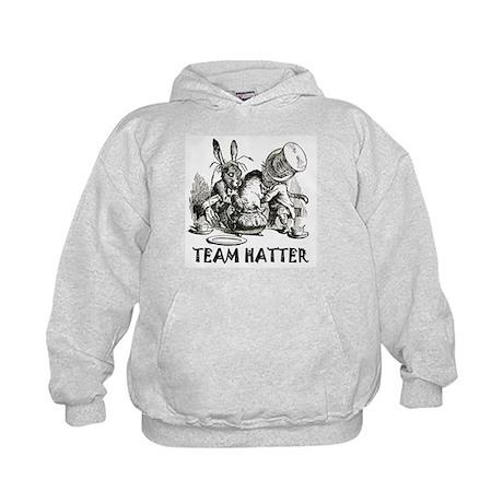 TEAM HATTER Kids Hoodie