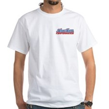 Plain White Home Team Performance T-shirt