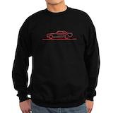 65 mustang Sweatshirt (dark)