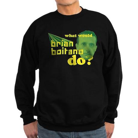 WWBBD?- Sweatshirt (dark)