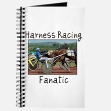 Harness Racing Fanatic Journal