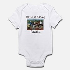 Harness Racing Fanatic Infant Bodysuit