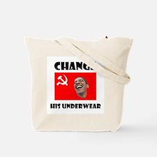 SOCIALISM IS HERE Tote Bag