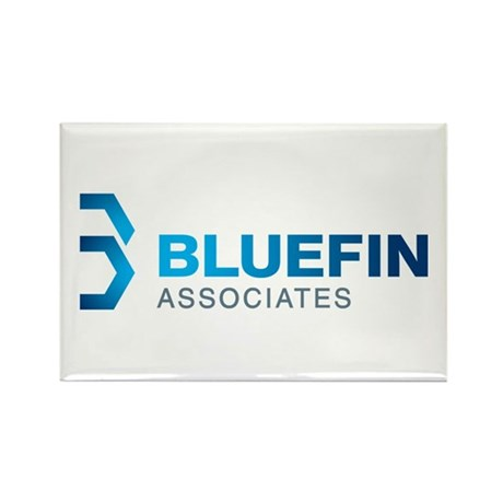Bluefin Rectangle Magnet