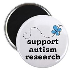 Support Autism Research Magnet
