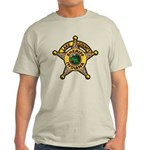 Lake County Sheriff Light T-Shirt