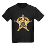 Lake County Sheriff Kids Dark T-Shirt