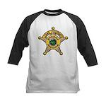 Lake County Sheriff Kids Baseball Jersey