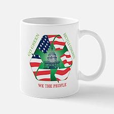 Cute Recycle congress Mug