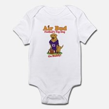 Air Bud Football Infant Bodysuit
