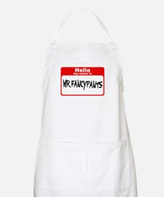 Mr. Fancypants Apron
