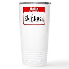 Shithead Travel Mug