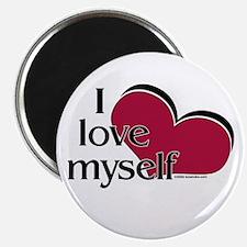 I Love Myself Magnet