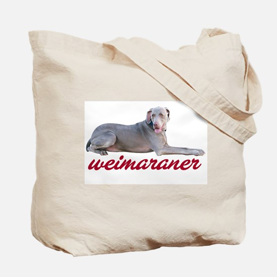 Love my Weimie Tote Bag