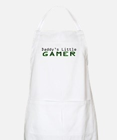 Daddy's Little Gamer Apron