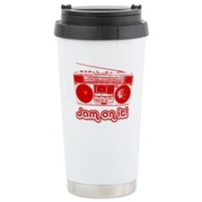 Boombox - Jam on It! Travel Mug