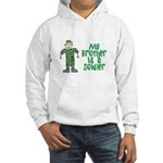 My Brother is a Soldier Hooded Sweatshirt