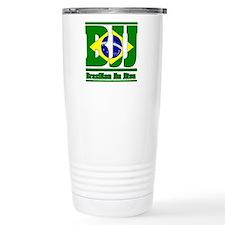 BJJ Brazilian Jiu Jitsu Travel Mug