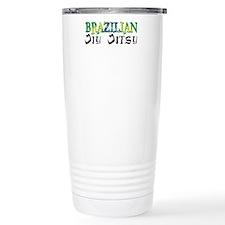 Brazilian Jiu Jitsu Travel Coffee Mug