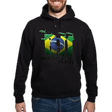 BBJ - Brazilian Jiu Jitsu Hoodie