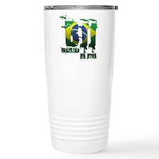 BBJ - Brazilian Jiu Jitsu Travel Mug
