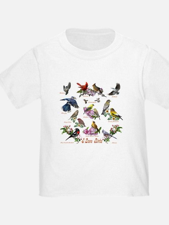 I love Birds T