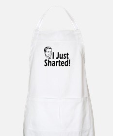 I Just Sharted! Apron